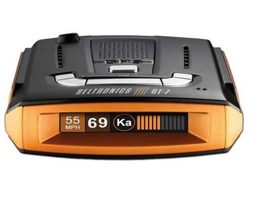 Beltronics GT-7 Review : Radar Detector
