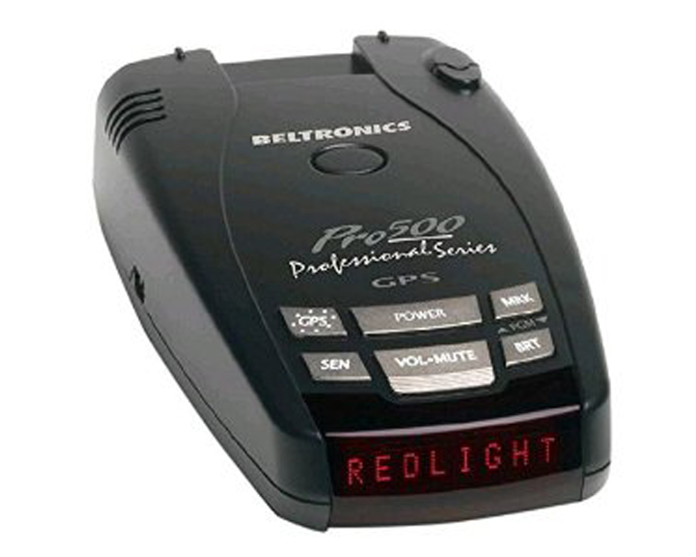 Beltronics Pro 500 Review : Radar Detector With GPS