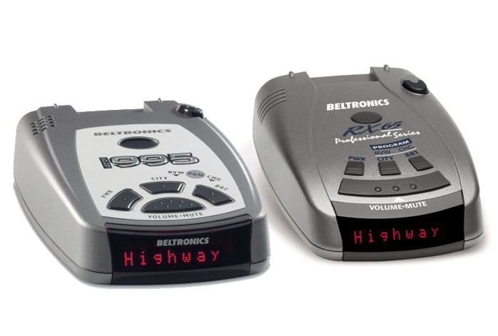 Beltronics V995 Vs RX65