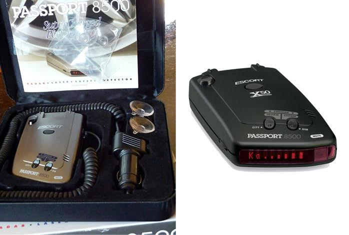 escort-8500-vs-8500-x50