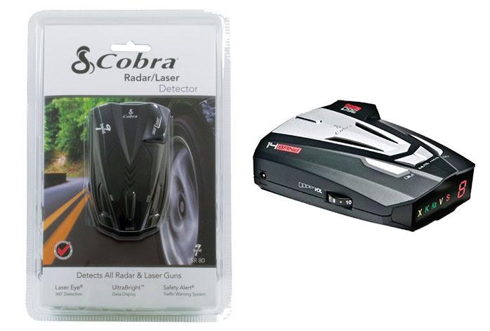 Cobra SSR 80 Vs XRS 9370
