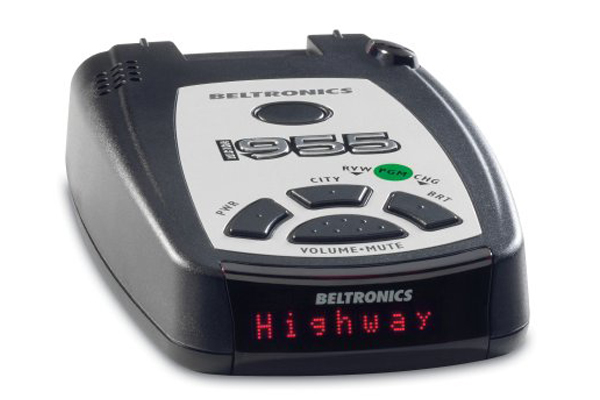 Beltronics Vector V995 Review : Radar Detector