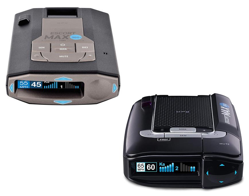 Escort Max 360C vs Max 360